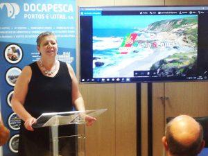 Docapesca melhora redes de água e de energia elétrica das pontes-cais do porto de pesca do rio Arade