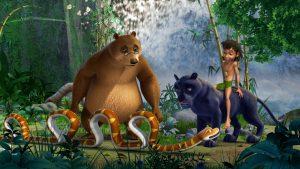 """""""Safari, O Livro da Selva"""" estreia no Canal Panda em 1 de novembro"""