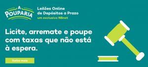 NOVO BANCO lança leilões online de depósitos a prazo com taxa especial dia mundial da poupança